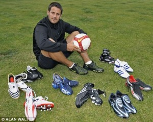 Joueur de foot migon