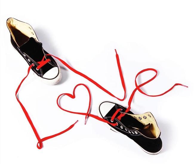 saint valentin shoes