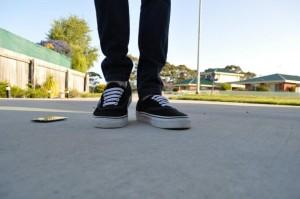 skater gay vans