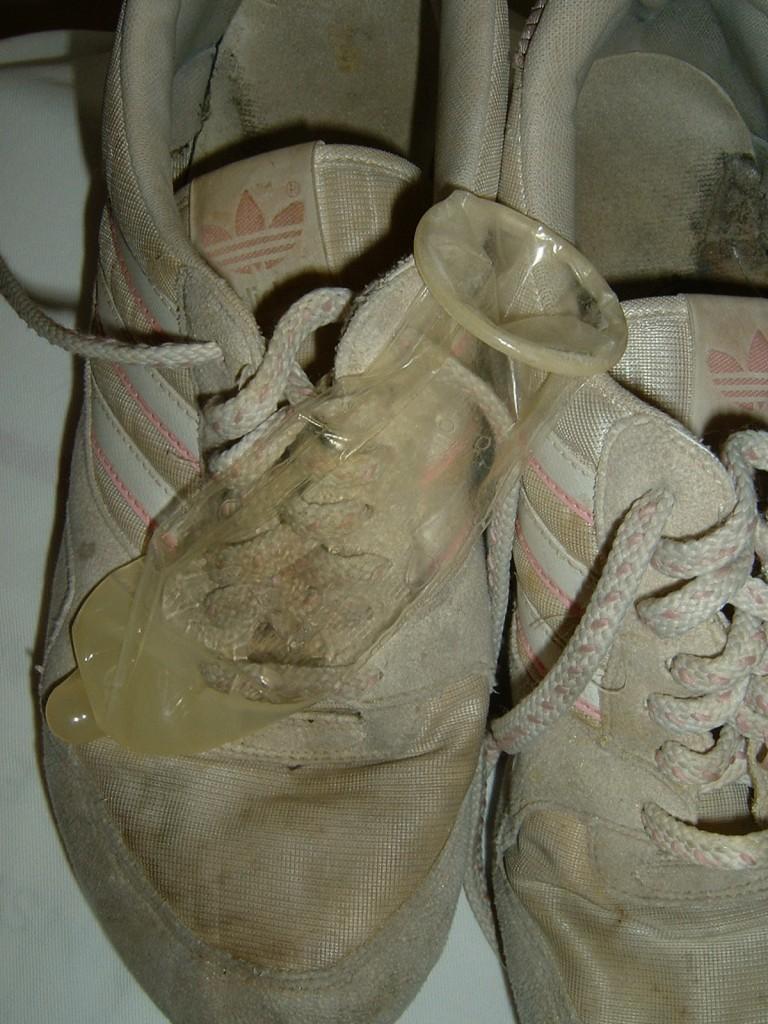 gay sneakers