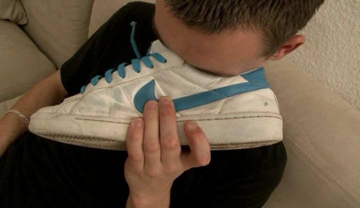 kiffeur de sneakers