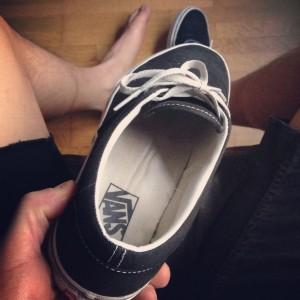 pieds et baskets