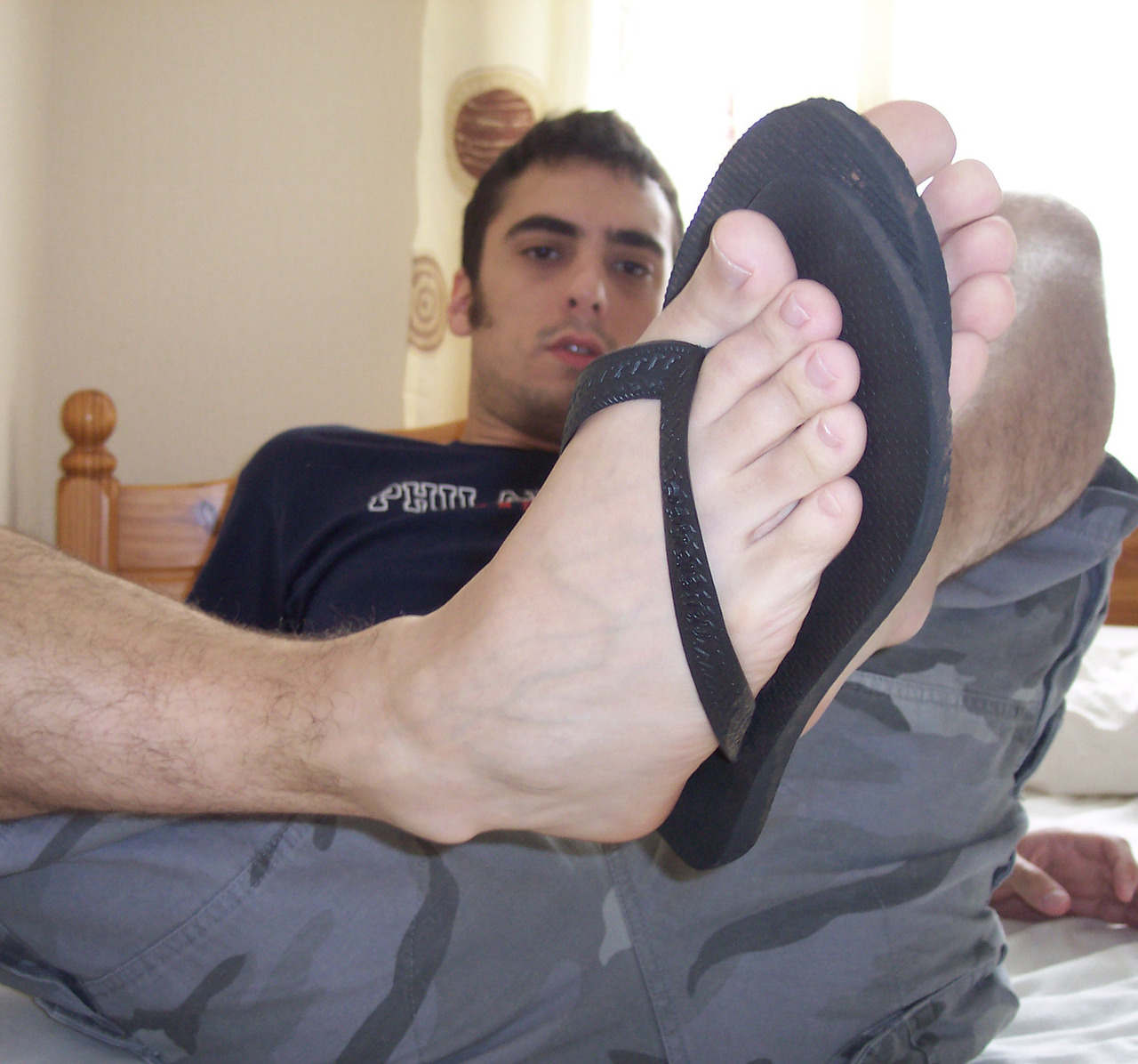 Black feet male gay dolan wolf jerked amp
